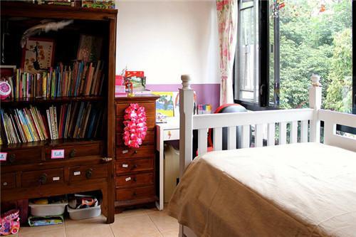 中式复古混搭别墅别墅装修复式饱含浓烈而a别墅室外效果图效果过道图片