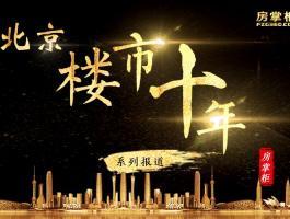 中国地产北京十年专题策划