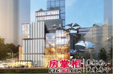 朝天门商贸城提档升级 浙商朝天门中心再添一把火高清图片