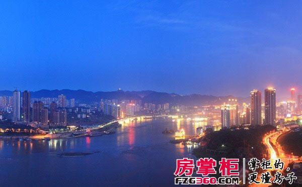 重庆轻轨交通九号线于2016年内动工 沿线楼盘预计上涨千元