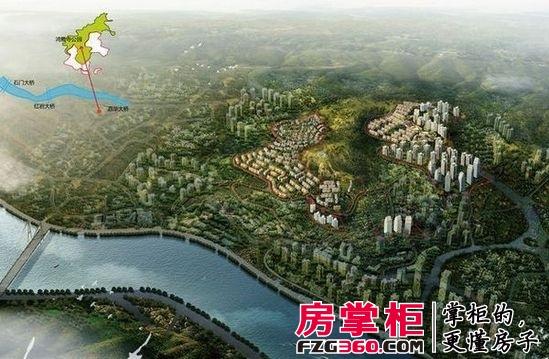 重庆轨道9号线于2016年开建 保利江上明珠乐园享利好交通