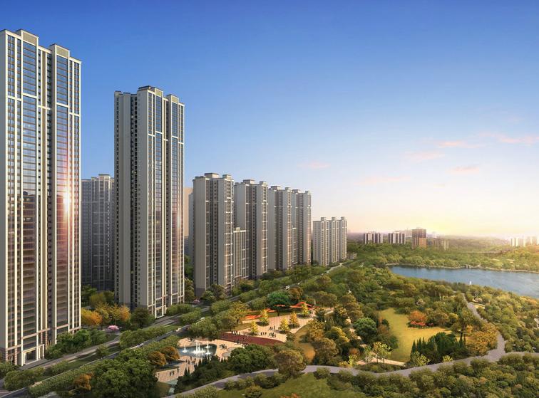 鲁能北渝星城接待中心12月10日盛大开放