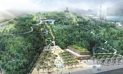 龙洲湾造生态宜居新城 区域配套渐完善价值凸