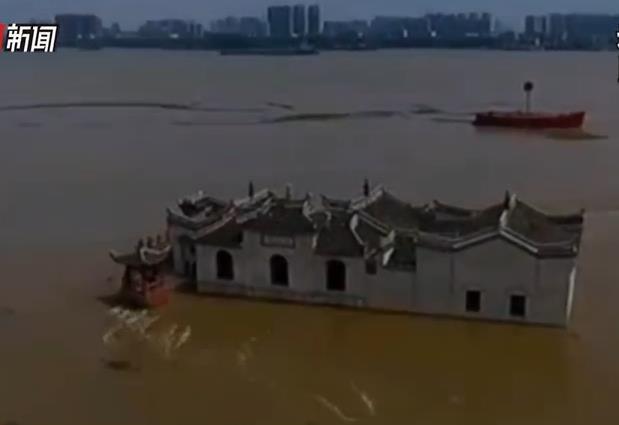 700年洪水中安然无恙的楼坚强到底藏着几大秘密?