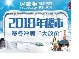 """2018年楼市寒冬""""大放价"""""""