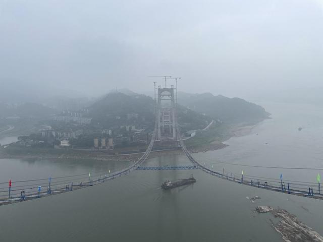 郭家沱大桥预计202