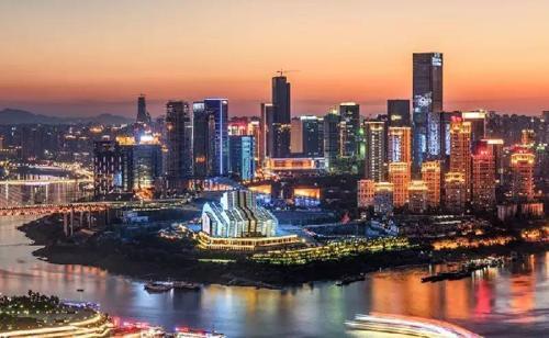 第一届中国城市商圈发