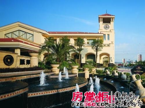 常平东部新城市中心崛起 房地产市场逐渐升温