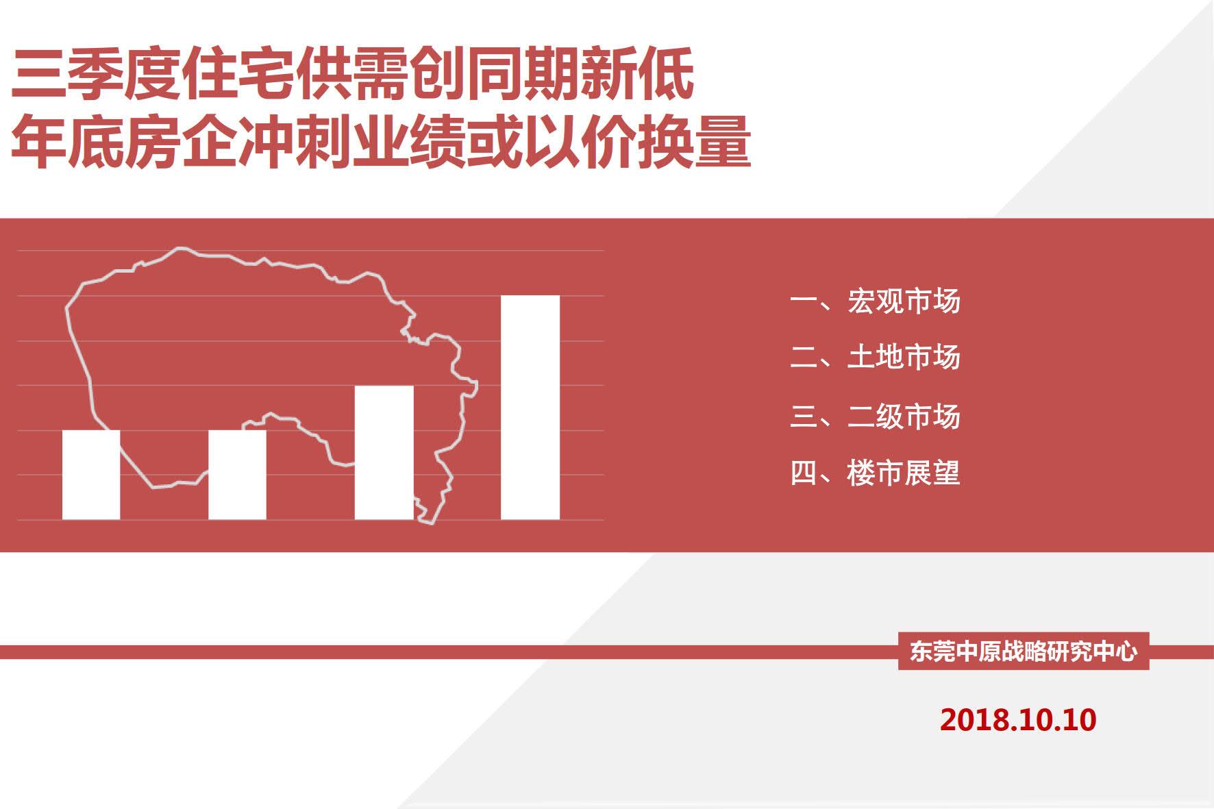 东莞中原战略研究中心:2018年三季度东莞房地产市场分析报告 【客户版】_1.jpg