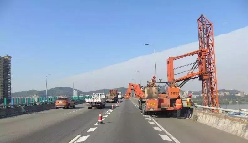 虎门大桥长期超负荷运