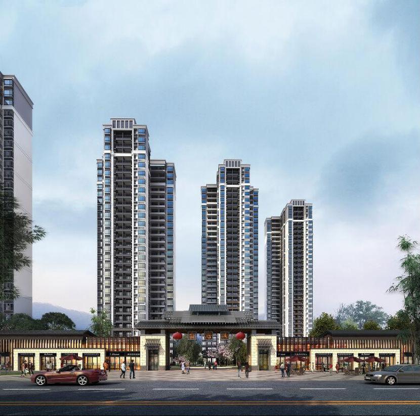 东莞城区再添高层纯住宅项目周边21000元㎡起!(图5)