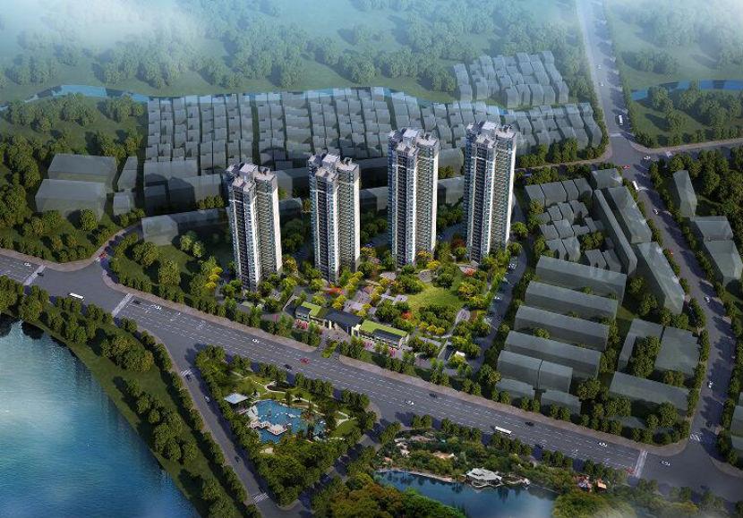 东莞城区再添高层纯住宅项目周边21000元㎡起!(图6)