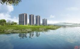 富基云山湖镜