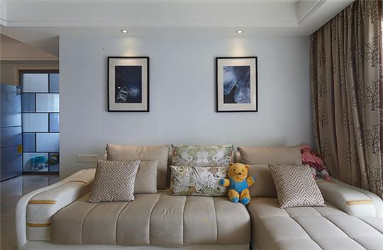 现代简约风格新房装修 删繁就简打造温馨精致的住宅