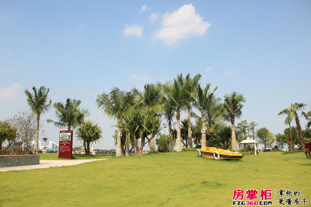 周边配套 滨江公园