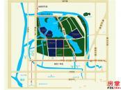 金茂绿岛湖交通图