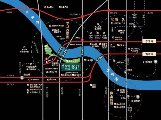 别羡慕桂城了,禅城这个超级商圈将强势崛起!908.png