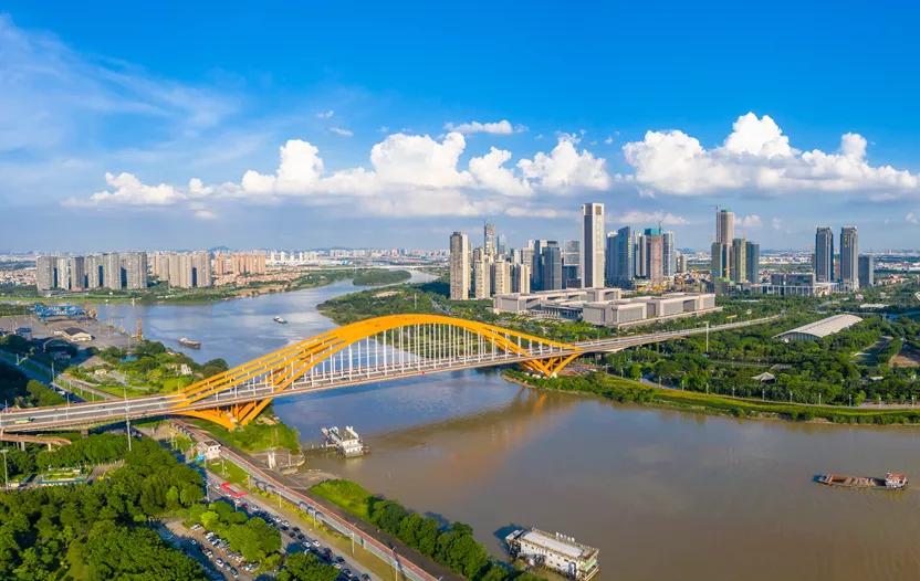 东平河实景2