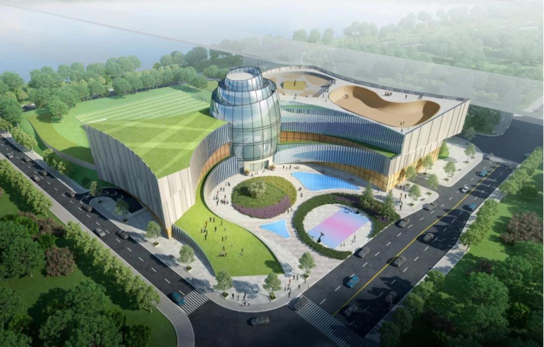 奇槎体育中心