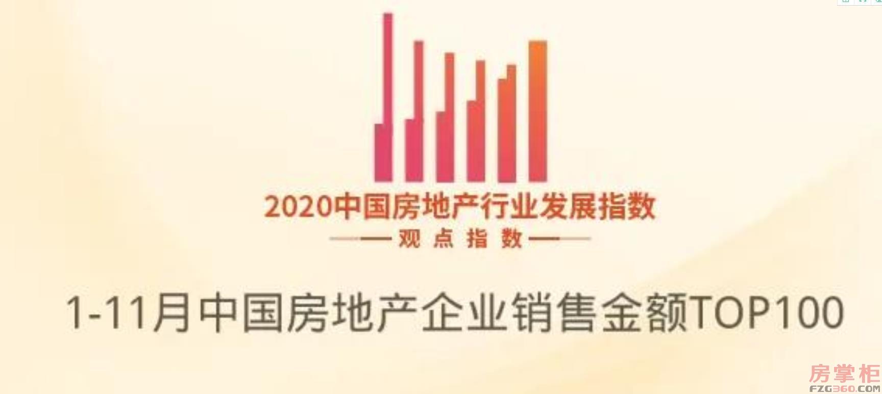 2020年1-11月
