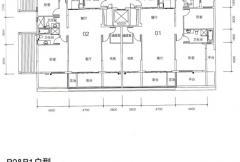 山海湾B2B1户型