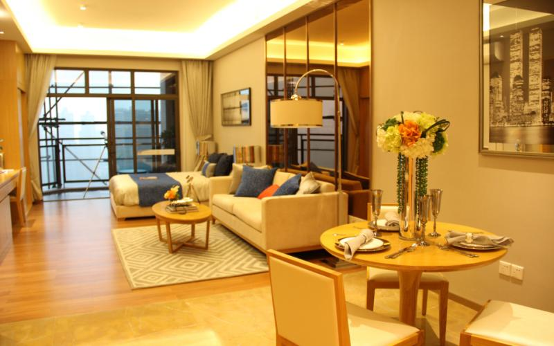 《掌柜视线》第8期:珠光新城国际公寓样板间