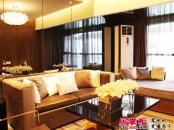 麓湖轩1502精装户型客厅