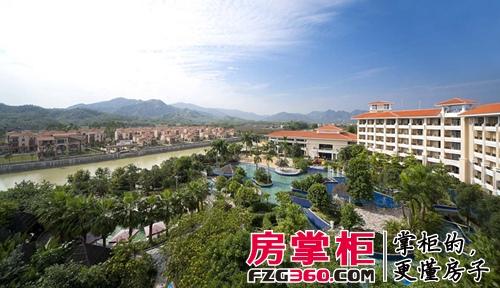 旅游地产投资前景看好 山泉湾畔推酒店式返租