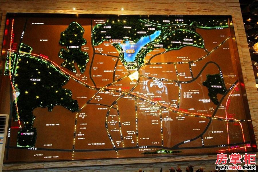 麓湖轩规划图