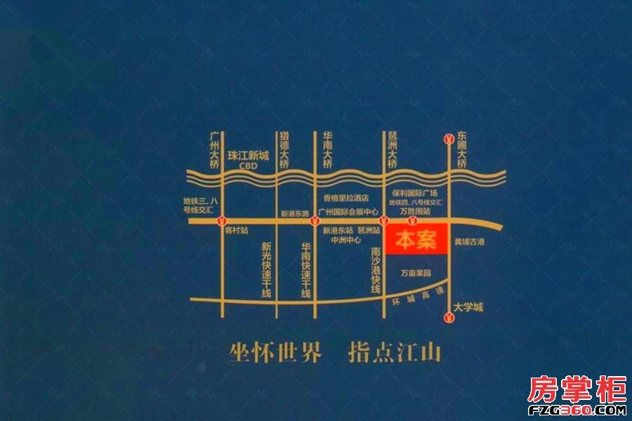 江山国际交通图