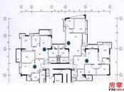A1-A4户型平面图