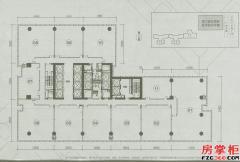 21-29F平面图
