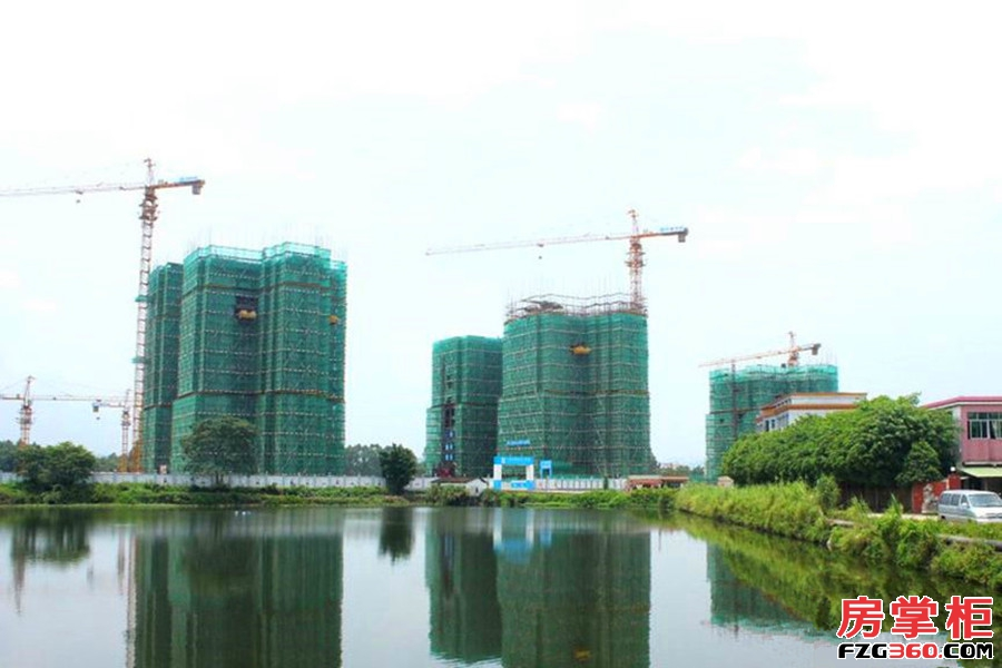 中泰天境实景图