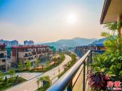 峰湖御境实景图