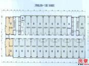 2号楼公寓4-13层