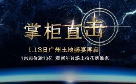 2017广州首场土地出让