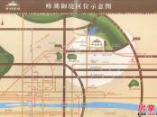 峰湖御境区位图