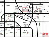 实地蔷薇国际交通图