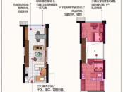 酒店式公寓B户型