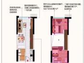 酒店式公寓A户型