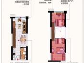 酒店式公寓D户型