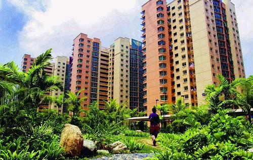由于商品房占比非常低,新加坡民众对商品房价格的波动不敏感也很少关心,因为,这跟他们没有关系,他们的住房问题早已经很好的解决了。