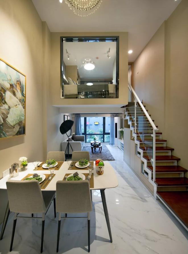 建筑面积约42-79㎡ 带装修地铁二至四房   酒店式loft公寓   项目