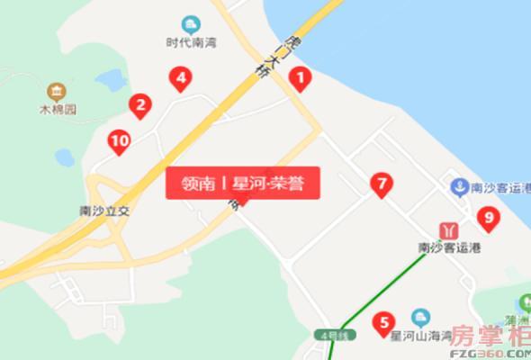 领南丨星河·荣誉_广州领南丨星河·荣誉_广州房掌柜