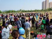 佳兆业东江新城第二届风筝节