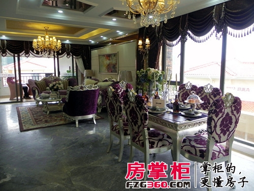 惠东国际新城3期样板房开放 预计7月开盘现接受认筹图片