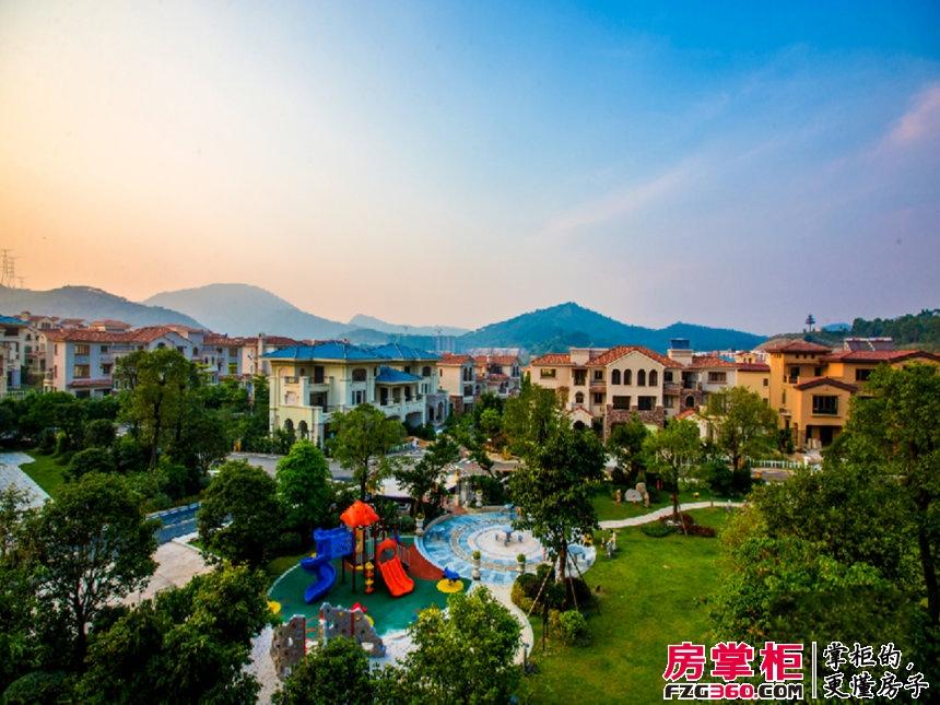 惠阳碧桂园山河城实景