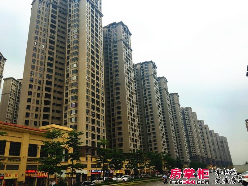 中海凯旋城实景图