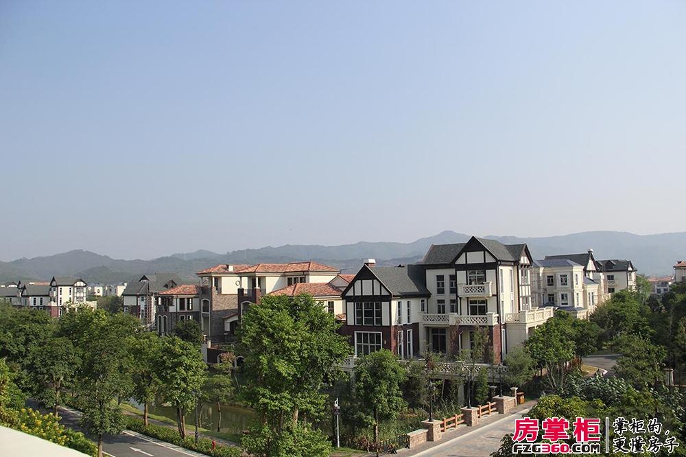 佳兆业东江新城实景