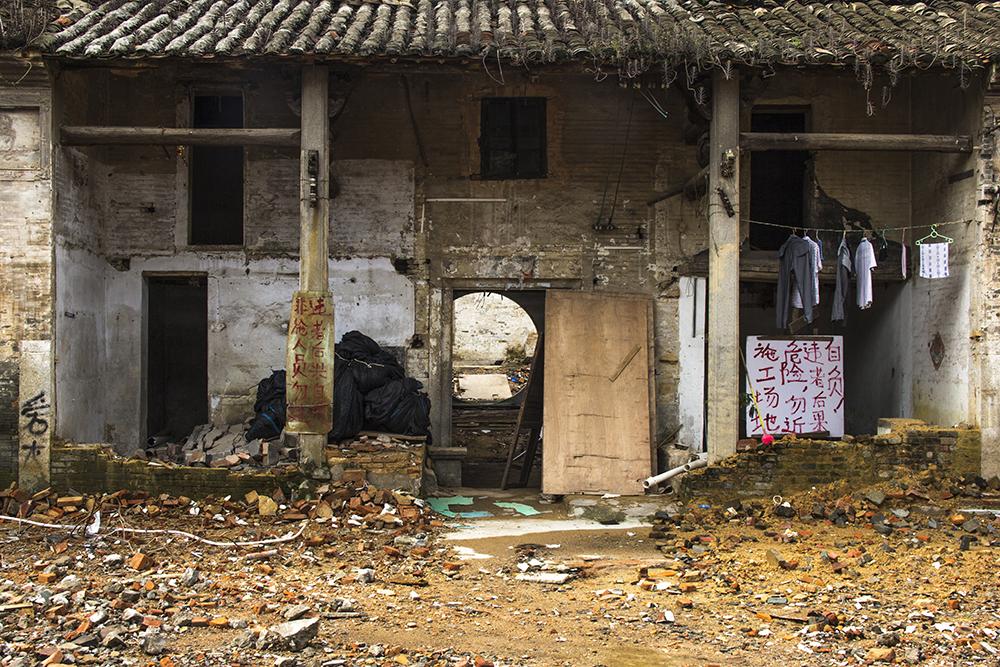 据传,金带街街内的宾兴馆是当时惠州各乡绅为资助本地士子应试而建。在没拆迁前,这里作为桥西环管所职工宿舍。